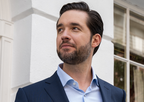 Reddit Co-Founder Alexis Ohanian on the meaning of masculinity in 2019