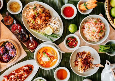 "The Thai Kitchen Dubai Review: ""there's life in the old girl yet"""