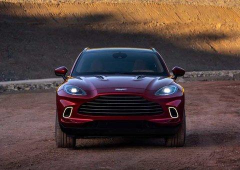 Aston Martin DBX is a US$190,000 luxury SUV