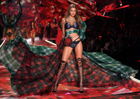 Sorry, no Victoria's Secret show this year