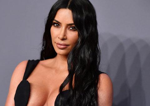 Kim Kardashian is selling 'fashion' face masks