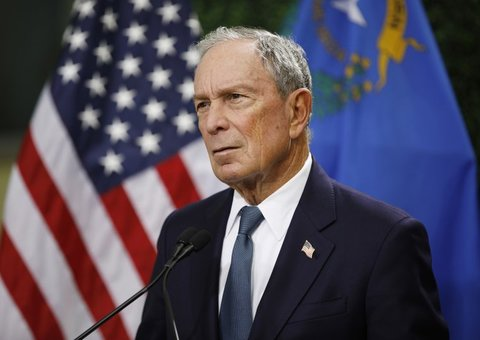 Michael Bloomberg made it official! He's running for 2020 Presidential elections