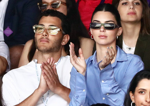 Who is Palestinian model Fai Khadra? Kendall Jenner's new man friend
