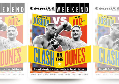 Anthony Joshua vs Andy Ruiz: Clash of the Dunes is History in the Making