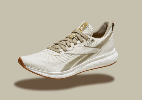 Reebok has launched a plant-based running shoe