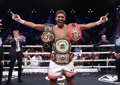 Anthony Joshua has a huge offer to fight Tyson Fury in Saudi Arabia