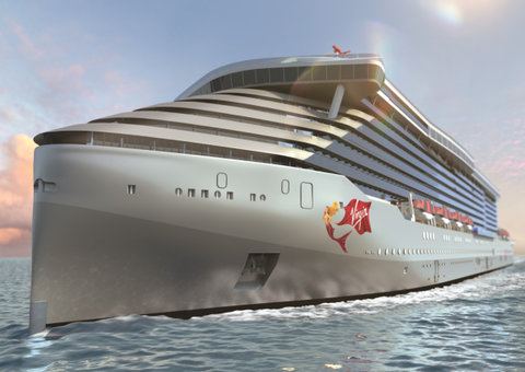 Want to smell like a cruise ship? Richard Branson does