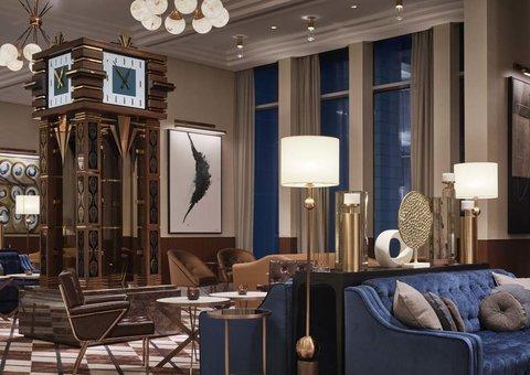 Waldorf Astoria DIFC review: Where Dubai meets New York