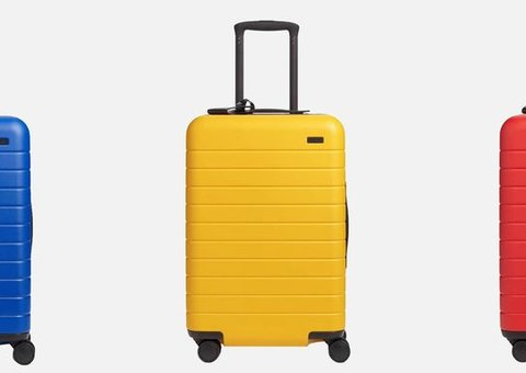 Away just released 3 bright new suitcase colors
