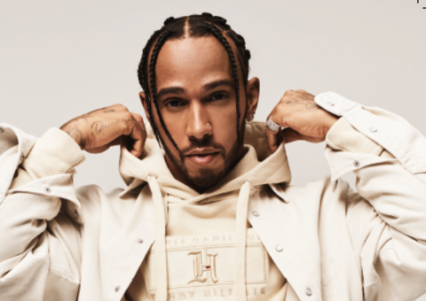 Tommy Hilfiger and Formula One Champion Lewis Hamilton go sustainable for new collab