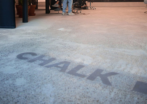 "Chalk Dubai Review: ""Not too cool for school"""