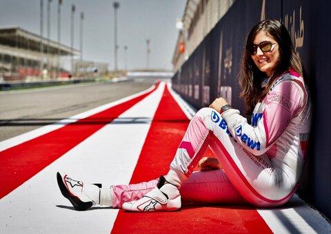 Formula 2 and Super Formula' s first female driver Tatiana Calderón on unconscious male bias in motorsports
