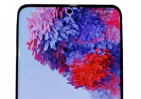 The Samsung Galaxy S20+ has leaked a month early