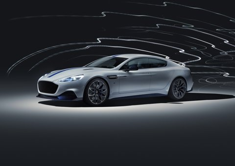 Aston Martin has cancelled its all-electric Rapide E