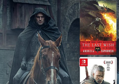 The Witcher series 1 is over. Here's how to enjoy more Witcher goodness