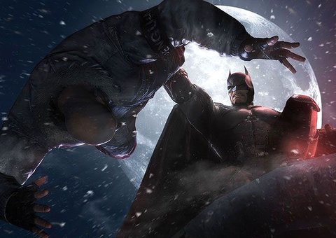 The new Batman game needs to hurry up and be announced already