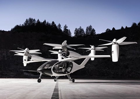Toyota invests heavily in flying taxis