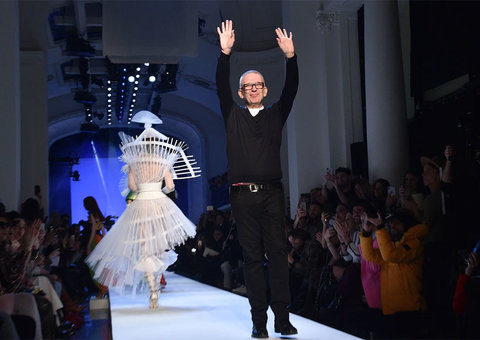 """Gaultier retires: """"This will be my last haute couture show"""""""