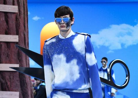 Video: best looks from men's Paris Fashion Week 2020