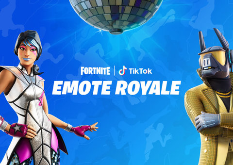 TikTok and Fortnite are teaming up for a dance competition