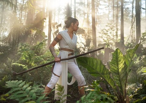 Rey's lightsaber colour fan theory confirmed by Star Wars VFX team
