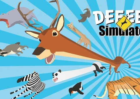 Insane Deer Simulator game hits Early Access
