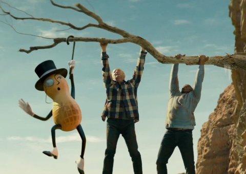 Planters just killed off their Mr Peanut mascot