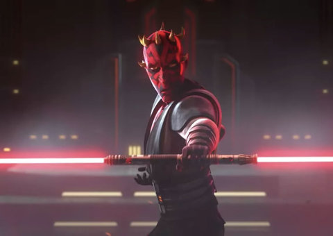 That's it. The final season of The Clone Wars is almost here
