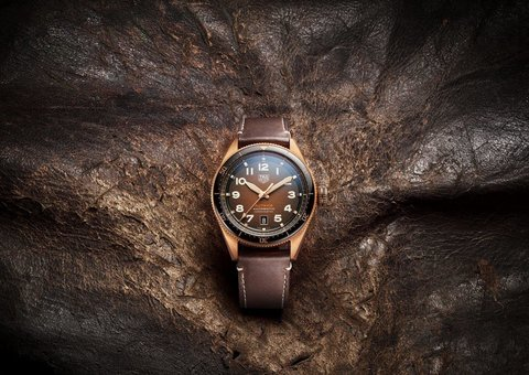 TAG Heuer Autavia bronze edition arrives in the UAE