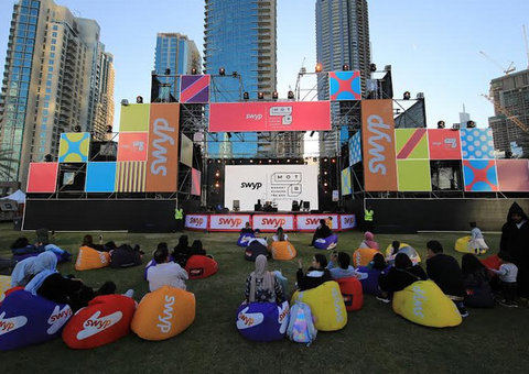 Fornite is coming to the Dubai Shopping Festival