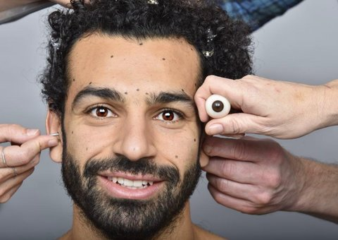 Mo Salah is getting his very own Madame Tussauds wax statue