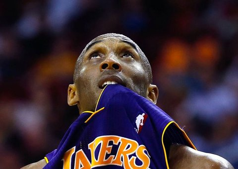 Kobe Bryant was a basketball giant. But it was his dedication that made him a legend.