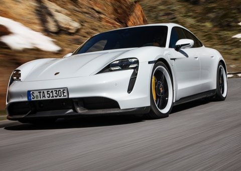 All-new Porsche Taycan available in the UAE