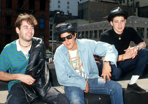 There's a Beastie Boys documentary coming to Apple TV+