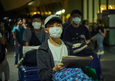 UAE has issued travel bans to Iran, Thailand over coronavirus fears