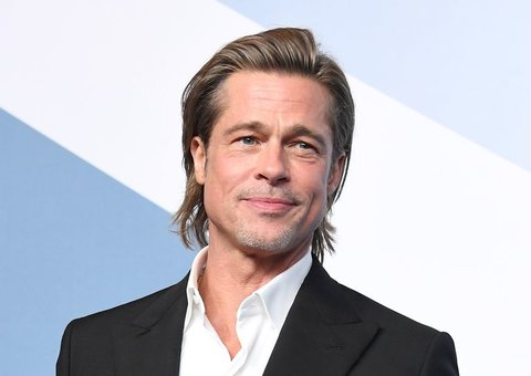 How to get hair like Brad Pitt