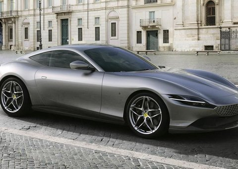 The $225,000 2020 Ferrari Roma is an absolute beauty