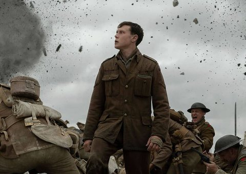 Here's how 1917 was filmed to look like one continuous shot