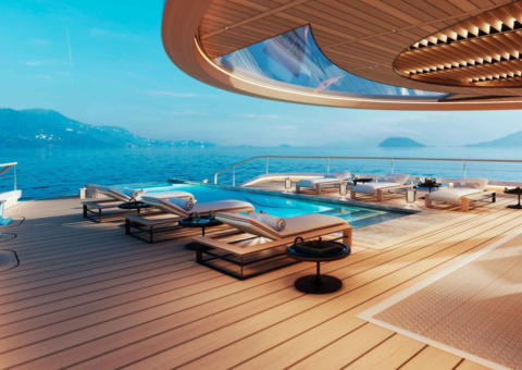 Bill Gates has 'NOT BOUGHT' a $645 million 100% green luxury super yacht