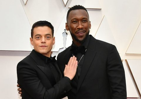 These are the best-dressed men of the 2020 Oscars