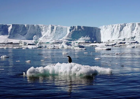 Antarctica is currently warmer than Dubai