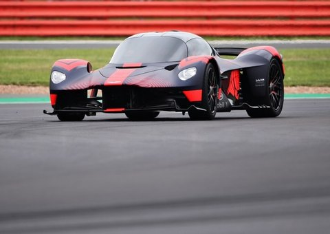 Aston Martin to re-evaluate its Hypercar Race Programme