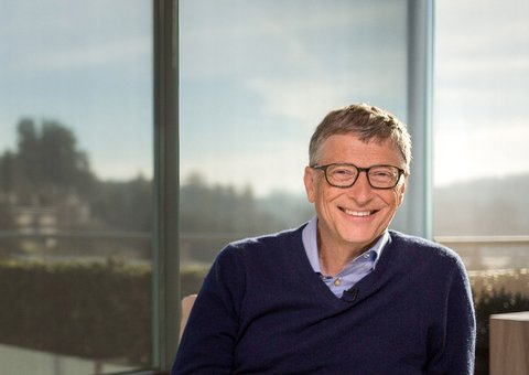 Elon Musk is mad at Bill Gates for buying a Porsche Taycan