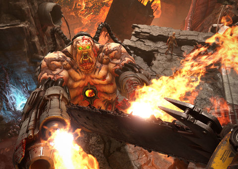 Doom Eternal is a disgusting fright fest (which is why it's amazing)