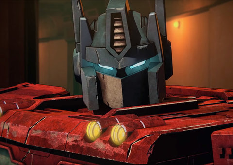 The Netflix Transformers animated series looks great