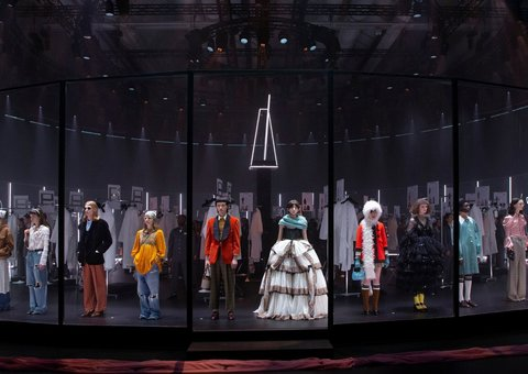 Runway Report: Gucci Fall 2020 was a symphony of chaos, calm and bonkers-brilliance