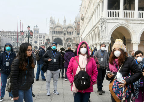 Coronavirus is now a pandemic:  UAE stops issuing tourist visas
