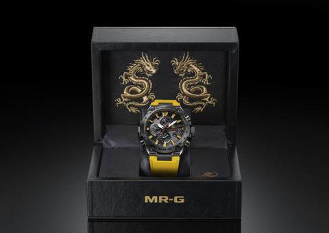 G-Shock unveils bright yellow Bruce Lee watch