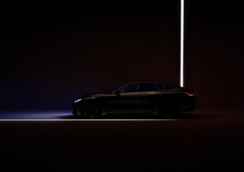 Live: The all new electric BMW Concept i4 launch in Munich