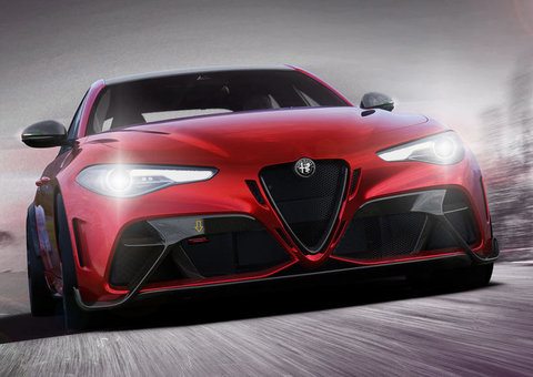 Watch: The return of Alfa Romeo's legendary Giulia car